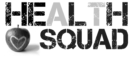 Health Squad b&w web