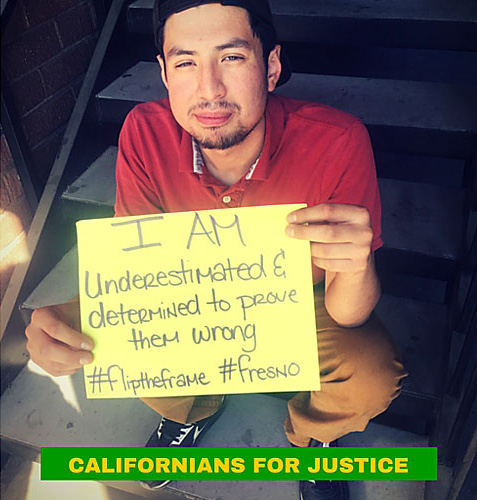 CREDIT: CALIFORNIANS FOR JUSTICE