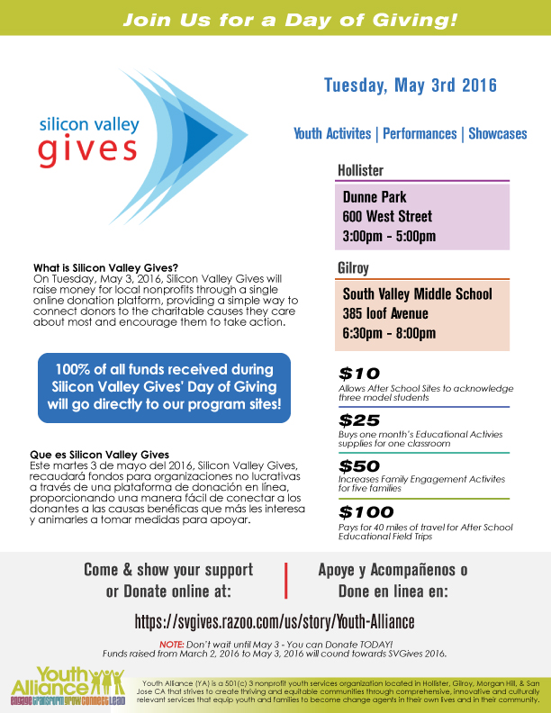 SVGives-Flyer